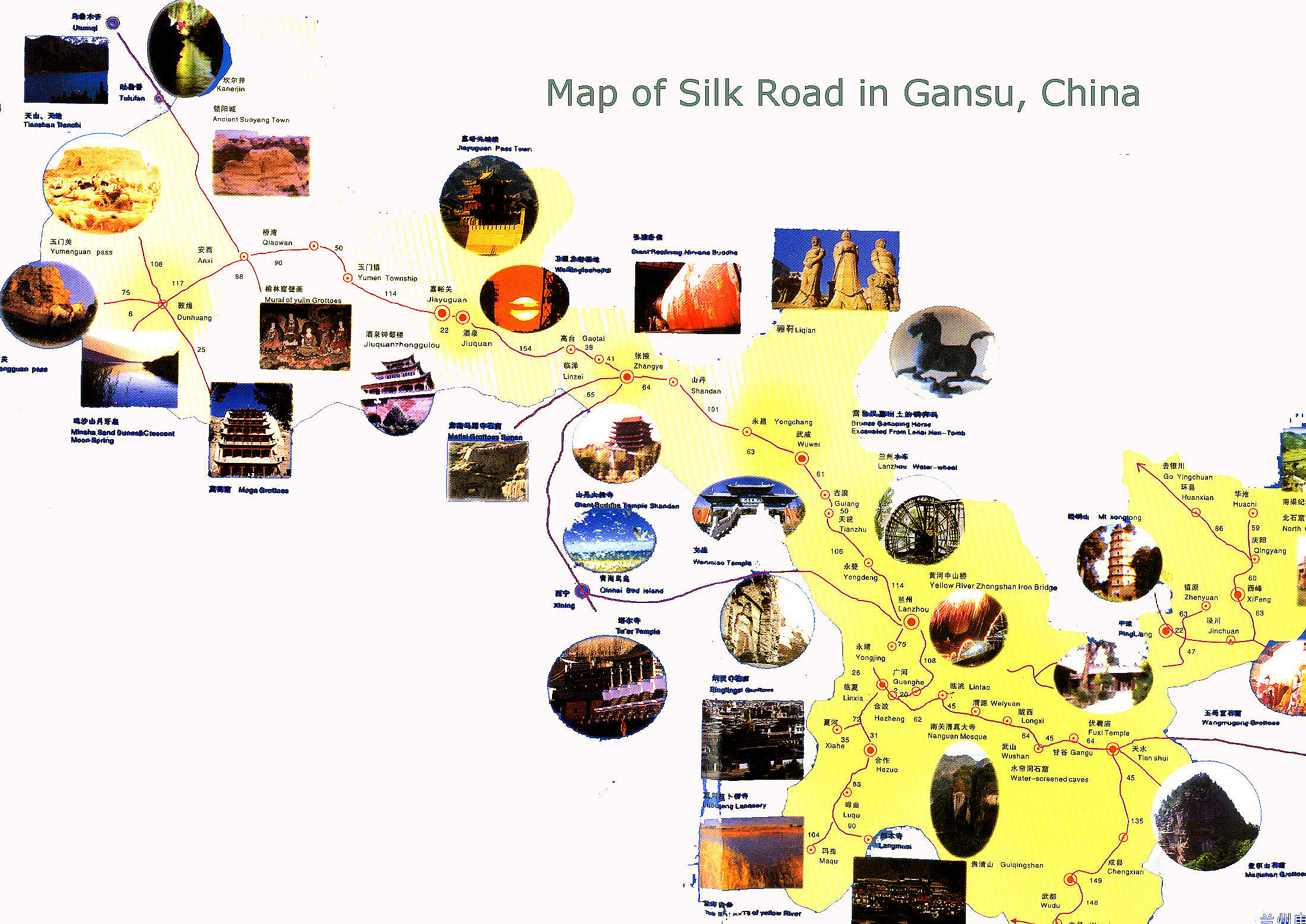graphic about Silk Road Map Printable named mashupstudio7 / Maps